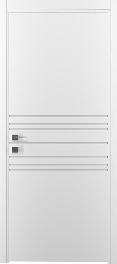 Двери МДФ крашенные Dooris G 19