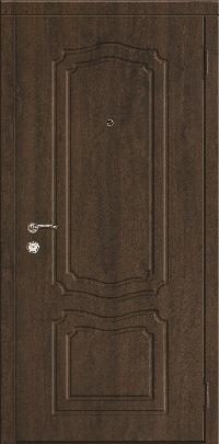 Входная дверь в квартиру эконом. Модель 03.