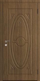 Входная дверь в квартиру Эконом. Модель 04.