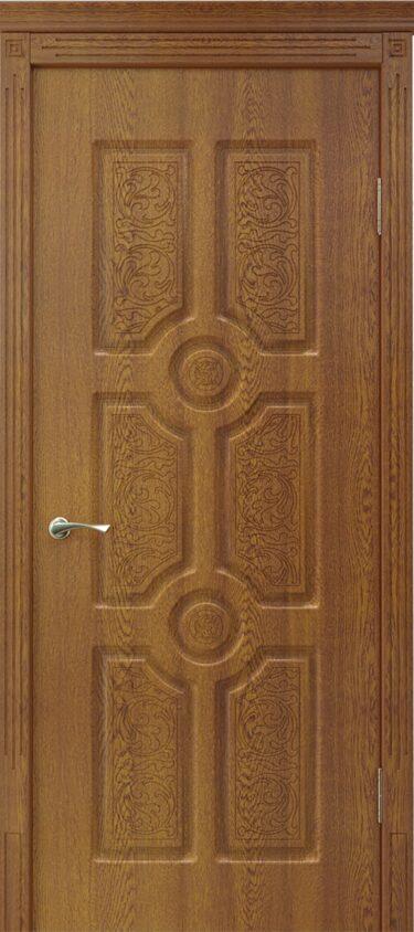 Двери в покрытии ПВХ Неман Антарес