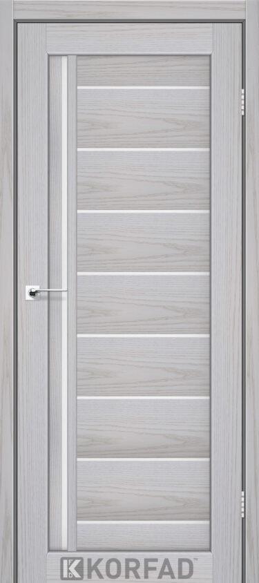 Двери в покрытии экошпон  Korfad FL 06