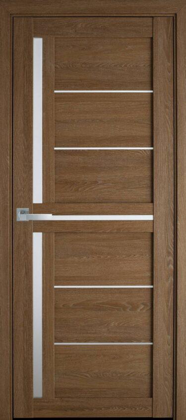 Двери в покрытии ПВХ Новый Стиль Диана